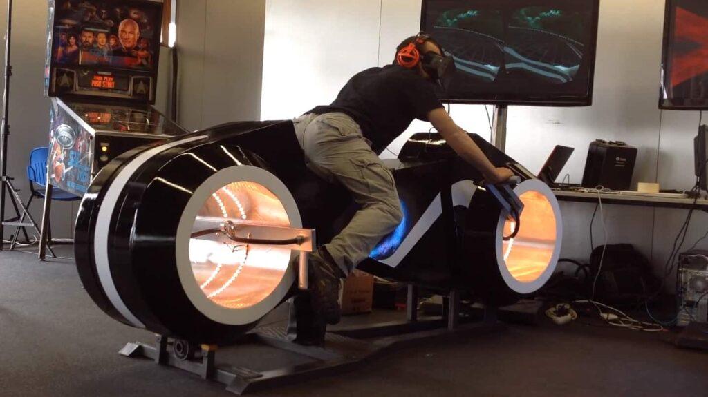 VR Tech - aimed at gaming