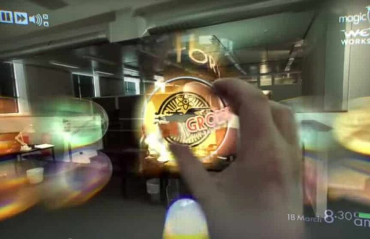 Taking a Magic Leap into the Future