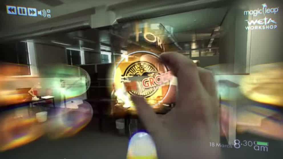 """""""magic leap rony abovitz google augmented reality"""""""