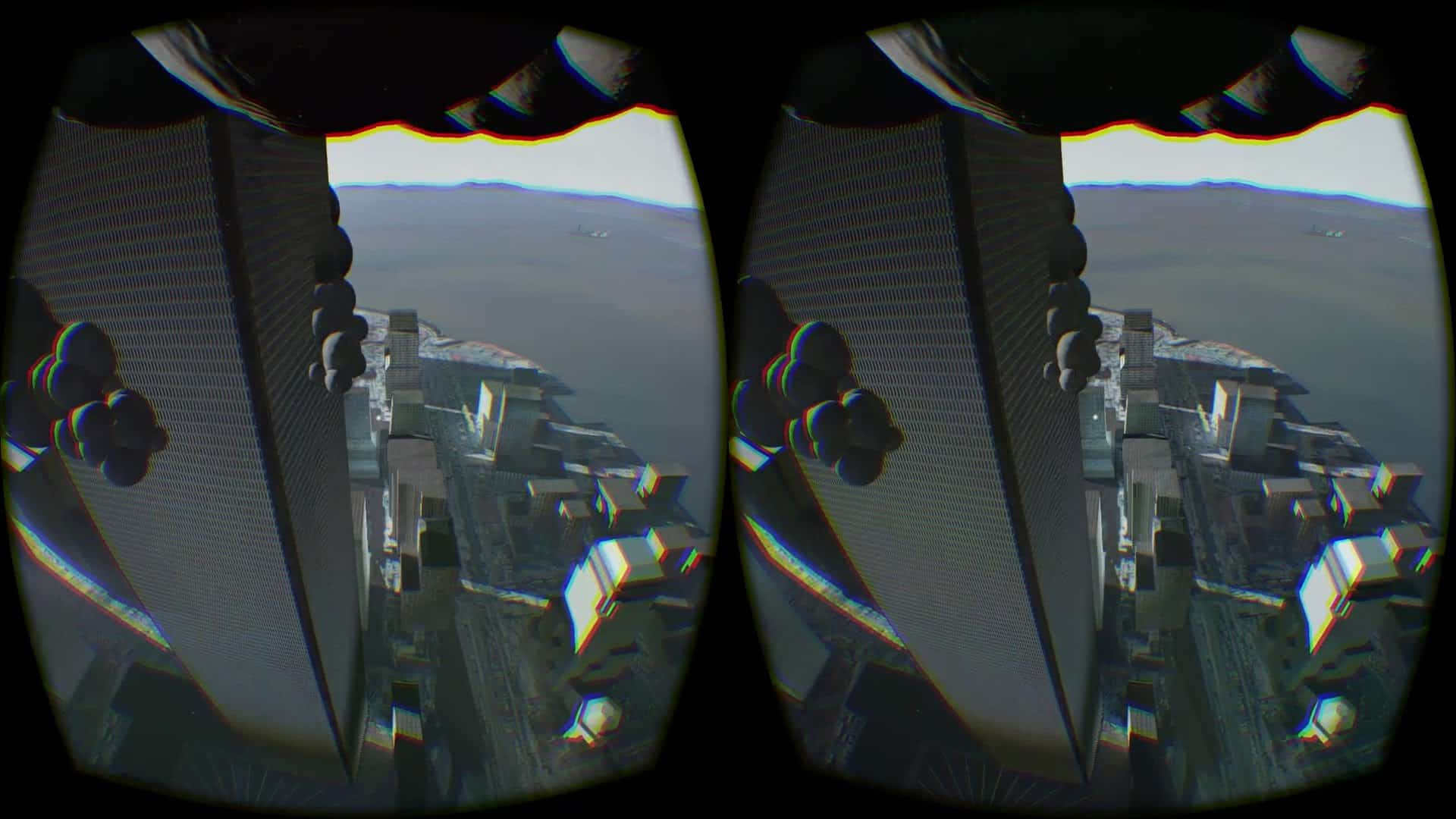 """9/11 8:46 VR virtual reality experience game"""