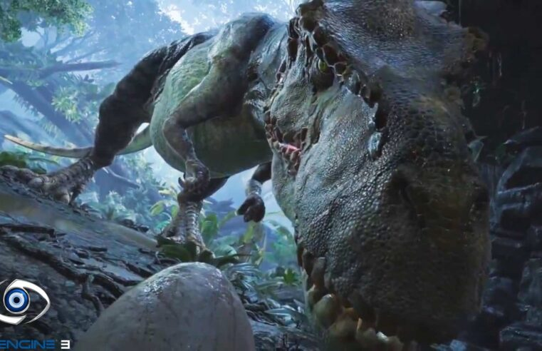 Crytek: Even Dinosaurs Dream of Virtual Reality