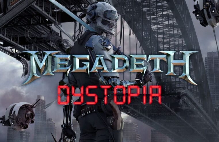 Megadeth to Enter Virtual Reality Dystopia