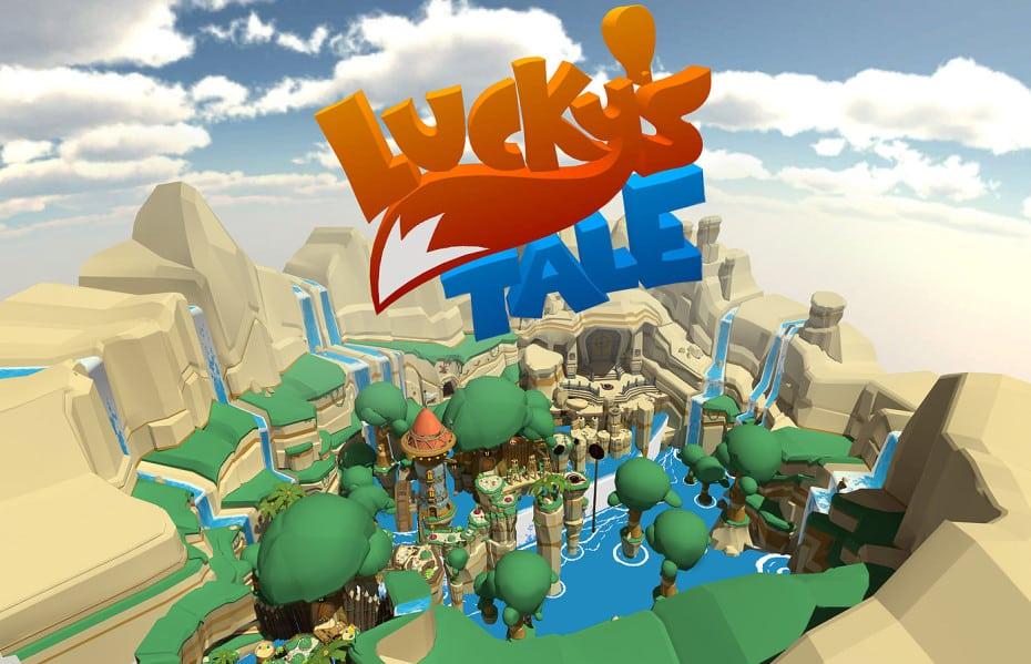 """""""oculus rift release date oculus rift games oculus games oculus rift release date games luckys tale oculus rift"""""""