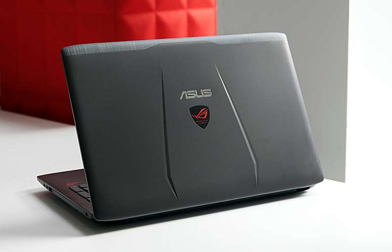 Asus ROG GL552, one of the best budget gaming laptop