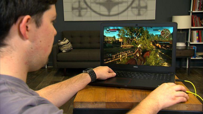 Inspiron 15 7000 gaming laptop