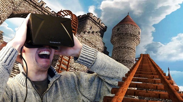 Top 9 Oculus Rift Roller Coaster Games for VR Fanatics