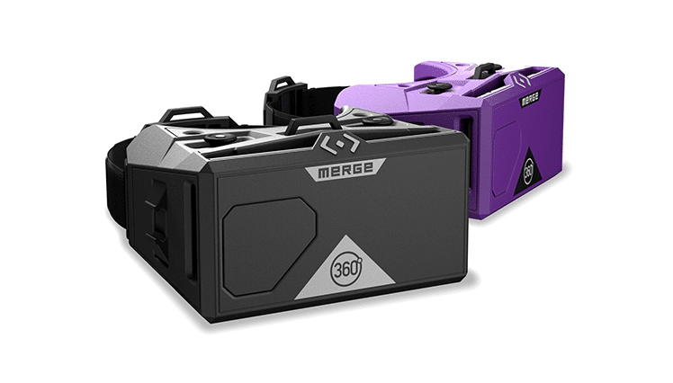 Two Merge VR Goggles