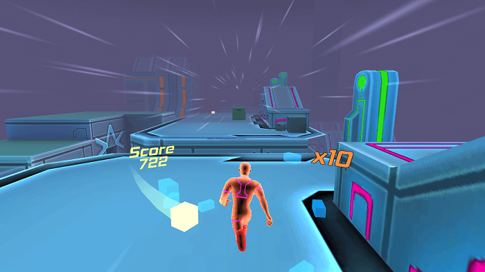 Spirit Runner VR game