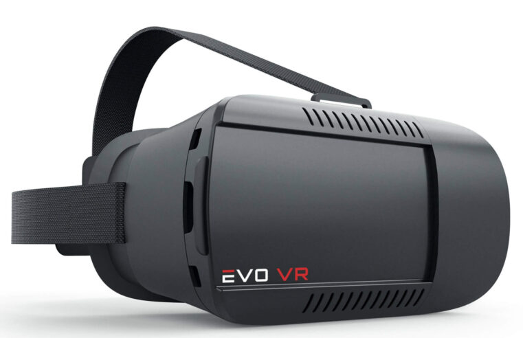 EVO VR in black