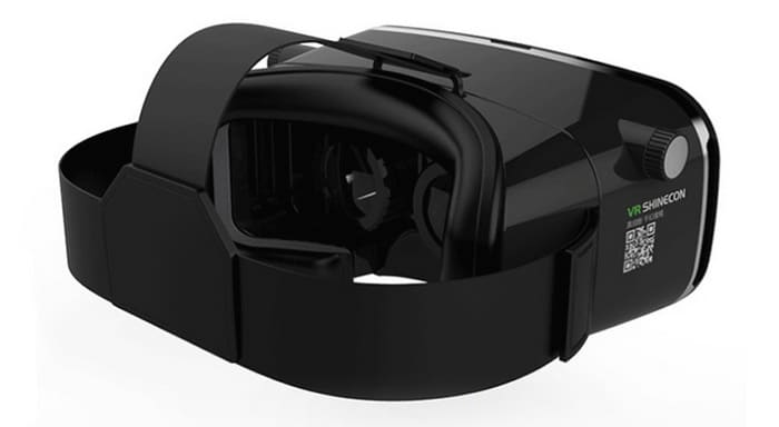 VR Shinecon headset