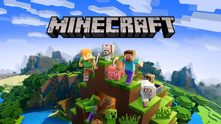 minecraft - virtual games for girls