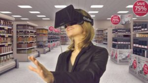 virtual reality applications - shopping experiences