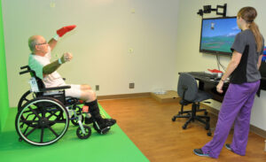 virtual reality applications - rehabilitation