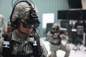 virtual reality applications - military