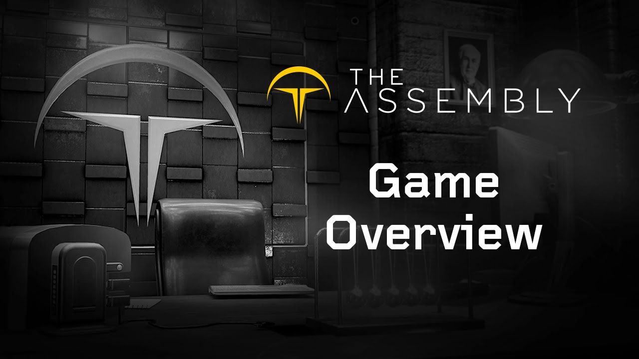 The Assembly Game for Vive