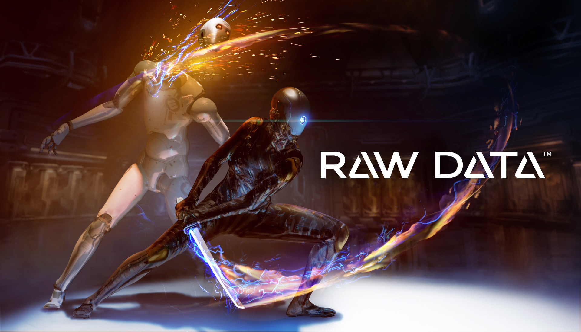Raw Data virtual reality game