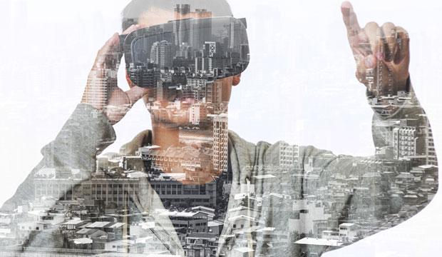 how virtual reality looks like