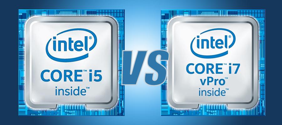 i5 versus i7
